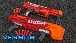 Nerf Mega on Amazon: http://amzn.to/2tuQOuoMy brother's GoFundMe page: https://www.gofundme.com/loopsoceanNerf Mega Twinshock or Nerf Mega Rotofury, which is better? LET'S COMPARE THEM AND FIND OUT!- - - - - - - - - - - - - - - - - - - - - - - - - - - - - -