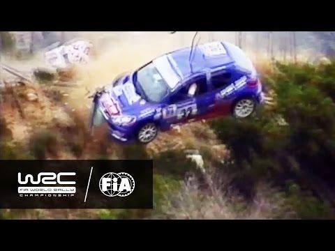 WRC - Tour de Corse - Rallye de France 2016: Dangerous Roads!
