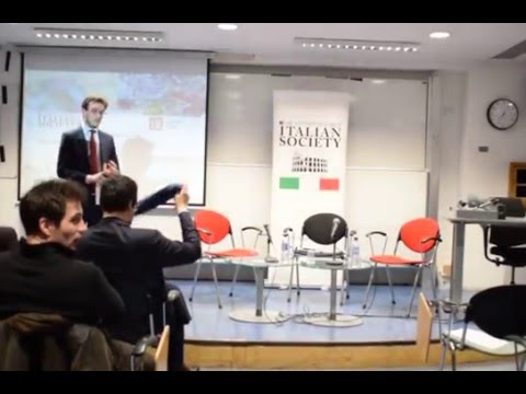 Italian Forum 2016 Day 1 Part 1