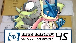 Pokémon Cards - Mega Mailbox Mania Monday #45! by The Pokémon Evolutionaries