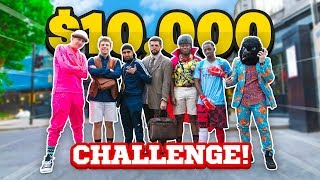 Video SIDEMEN $10,000 OUTFIT CHALLENGE MP3, 3GP, MP4, WEBM, AVI, FLV Juni 2019