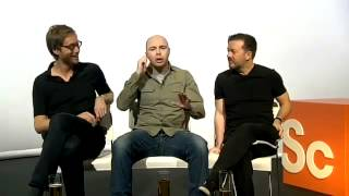 Karl, Ricky and Stephen interview and discuss themselves