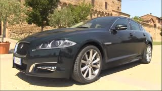 JAGUAR XF ALIVE 2012 - TEST DRIVE