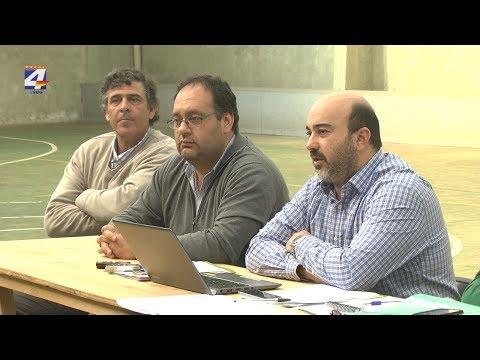 Intendente Caraballo participó en reunión de vecinos de Tambores con director de la Dinama