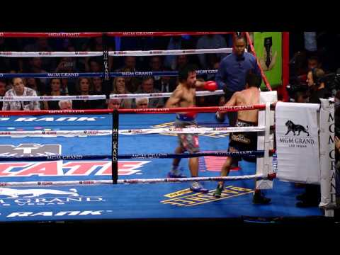 Marquez - Look back at the game plan Marquez and his trainer put together to beat Pacquiao. Bradley vs. Marquez happens Sat., Oct. 12 live on pay-per-view.
