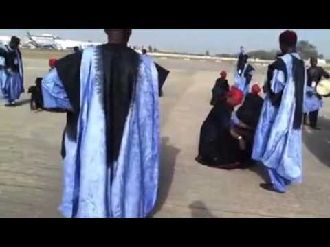 MALIKI DANCE BY THE ART TROOPS OF BORNO STATE MAIDUGURI
