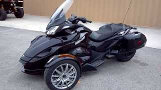 5. 2013 CAN-AM SPYDER ST-LIMITED IN BLACK @ ALCOA GOOD TIMES