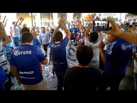 LA DEMENCIA Previo CELAYA FC Vs san luis 2015 - La Demencia - Celaya