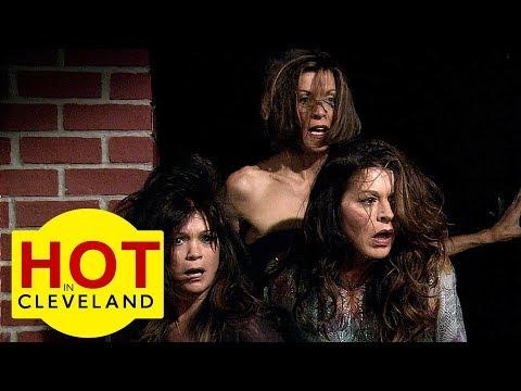 Good Luck Faking the Goiter   Hot in Cleveland S01 E10   Hunnyhaha