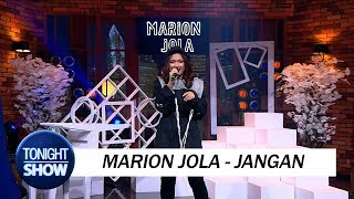 Video Special Performance: Marion Jola - Jangan MP3, 3GP, MP4, WEBM, AVI, FLV Juni 2018