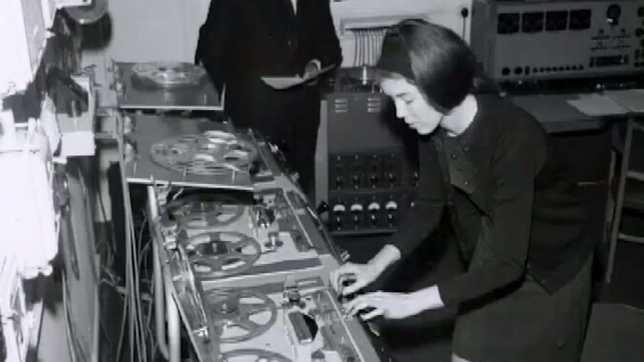 Watch Delia Derbyshire & Dick Mills Recall the Doctor Who Theme Tune's Creation