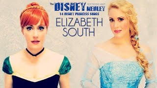 14 Disney Princess Medley (Frozen, For the First Time, Let It Go & more) - ElizabethSouth