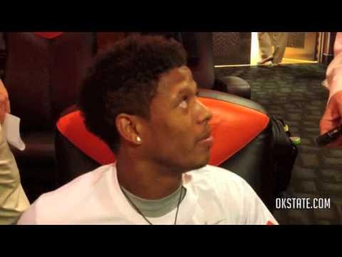 Josh Stewart Interview 9/15/2012 video.
