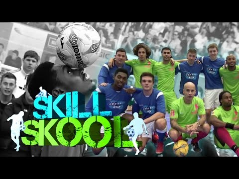 soccer am football - Europe's top Futsal team 'The Street Kings' take on a selection of the UK's hottest freestylers in this week's Skill Skool. Tune in to Soccer AM every Saturd...