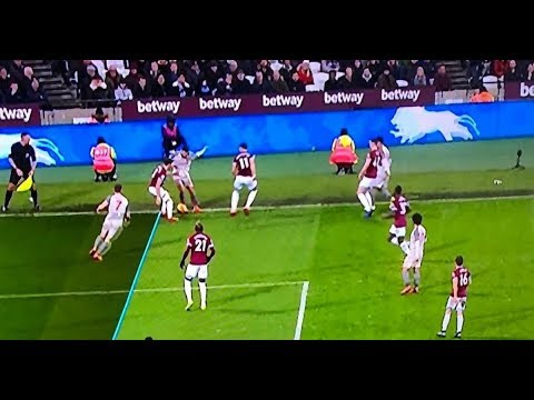 Man City Fans Have Liverpool FC Conspiracy Theory After Offside Goal Vs West Ham
