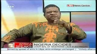 Africa Speaks Nigeria Decides 28th March 2015