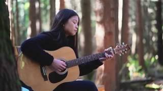 Malibu Nights - LANY (cover by Andrea Tabo)