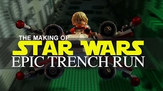 LEGO STAR WARS  The attack on the Death Star in A New Hope is one of the greatest scenes in movie history.  Digital Wizards Studio takes rare lego sets and recreates the Death Star trench run in stop motion animation with fun LEGO twist.LEGO Star Wars on IGN:  https://youtu.be/zzf05DL_g4QTwitter https://twitter.com/Digital_WizardsFacebook www.facebook.com/DigitalWizardsTVWebsite http://digitalwizards.tv