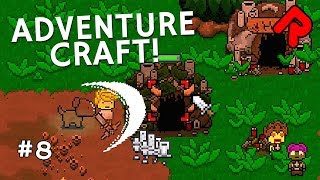 "Adventure Craft update 1.0.1 is here, adding more punk stuff, full moon events, better crafting & more in Let's Play Adventure Craft gameplay ep 8.► Subscribe: http://bit.ly/RandomiseUser► Patreon exclusives: https://www.patreon.com/randomiseuserThis Let's Play Adventure Craft gameplay series plays this early access game that mixes Don't Starve's gather-and-survive exploration with classic Zelda RPG tropes. Playlist: https://www.youtube.com/watch?v=Cx-obHvHiB4&index=1&list=PLLvo6-XrH1flRR4GxoLIqZqU5_RW3j6woIn this episode of Let's play Adventure Craft gameplay, we talk about the new 1.0.1 update that rebalances a lot of stuff in the game, improves the crafting interface and gives us more reason to go and fight the punk gangs.We return to the punk HQ wasteland south of spawn, seeing what happens when you attack the punks - gaining new blueprints, new crafting materials and sometimes even one of the new pipe pickaxes & axes, tools you can use to mine certain buildings and more. We also teleport back to the swamps to gather more slime for a future cloning vat.We discover how nails are now easier to gather in this episode of Let's play Adventure Craft gameplay, see how the day/night cycle is slightly longer, meet a werewolf on a full moon, gather lemons and limes, discover how the new efficient storage mechanism works by crafting drawers and are very grateful for the new crafting recipe search facility!Also there's a pig in the house. WHOSE PIG IS THIS.=====Thanks for watching this let's play Adventure Craft gameplay 2017 video! Watch more of the best indie games:Let's play RimWorld (alpha 17): https://www.youtube.com/watch?v=7jax1CqdSco&index=1&list=PLLvo6-XrH1fkoMmaQBXyN5KHCFq85RNmALet's play Oxygen Not Included (S2): https://www.youtube.com/watch?v=BWIkpht03U0&list=PLLvo6-XrH1fnBAHW2x5cHw2PKSZrpkzea&index=1Rain World is a survival platformer with brutal predators: https://www.youtube.com/watch?v=fQQZc9Afolk&index=1&list=PLLvo6-XrH1fmiwoAZLGIv0_jLTvc1jLRM=====Official Adventure Craft gameplay info:""Hunt monsters, horde loot, and craft weapons and armor to survive in a vast procedurally generated action RPG world full of extreme danger and wonderful surprises. Inspired by games like Don't Starve, Starbound and The Legend of Zelda, Adventure Craft combines the best elements of these games together with procedural game design!""Game version: Early Access v1.0.1Developed by: Edible EntertainmentFormats available: PC WindowsOfficial site: https://www.adventurecraftgame.com/Download on Steam: http://store.steampowered.com/app/624890/Adventure_Craft/=====Randomise User is the home of the best indie games:► Watch Let's Play one-offs for the best new games: https://www.youtube.com/playlist?list=PLLvo6-XrH1fnvqfQI4mhyXJu5Y7hcS5vC► Watch Alpha Soup for your first look at games: https://www.youtube.com/playlist?list=PLLvo6-XrH1flWq5KRBP8GhUqcGxJT5cPB► Watch Weird Indie for strange & funny gameplay: https://www.youtube.com/playlist?list=PLLvo6-XrH1fmiyuOquPzGzqUFasi7iy7x► Subscribe here: http://bit.ly/RandomiseUser► Live streams: https://www.youtube.com/c/randomiseuser/live► Support us on Patreon: https://www.patreon.com/randomiseuser► Follow us on Twitter: https://twitter.com/RandomiseUser"