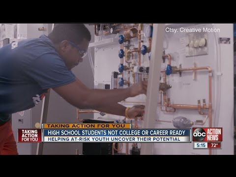 Journey to Success helping at-risk youth find career path
