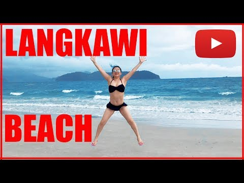 Langkawi Beaches - Cenang Beach, Tanjung Rhu Beach , Black Sand Beach