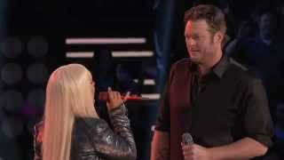 Video Christina Aguilera & Blake Shelton - Just A Fool (Unofficial Music Video) MP3, 3GP, MP4, WEBM, AVI, FLV Mei 2019