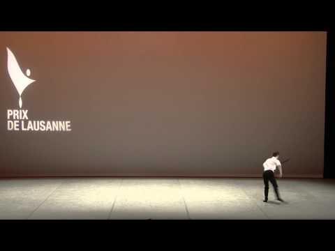 Austen Acevedo - 2015 Prix de Lausanne Finalist - Contemporary variation