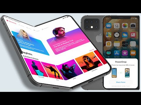 Apple iPhone Fold v2, iPhone 11 amp AirPower Leaks!