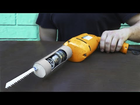Bright Idea With a Drill  !