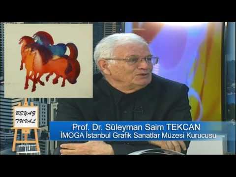 Beyaz Tuval Süleyman Saim Tekcan 13 04 2017