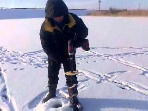 шуруповерт для рыбалки своими руками