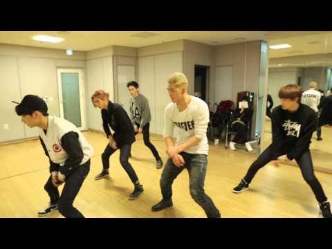 【Kstyle】NU'EST、デビュー2周年記念ライブ練習風景~「Action」Right編~ (видео)
