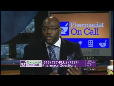 Pharmacist On Call: February 2015