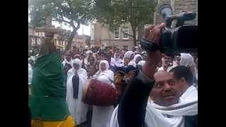 Debre Tsion Kidist Mariam EOTC Meskel Celebration