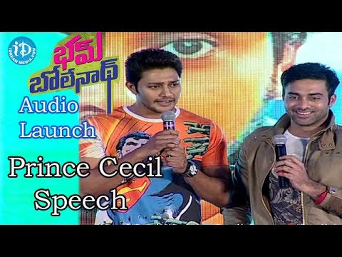 Video Prince Cecil, Navdeep Make Fun @Bham Bolenath Audio Launch download in MP3, 3GP, MP4, WEBM, AVI, FLV January 2017