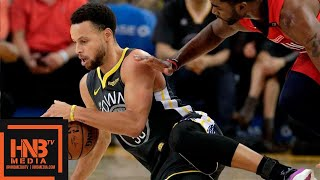 Golden State Warriors vs New Orleans Pelicans Full Game Highlights | 10.31.2018, NBA Season