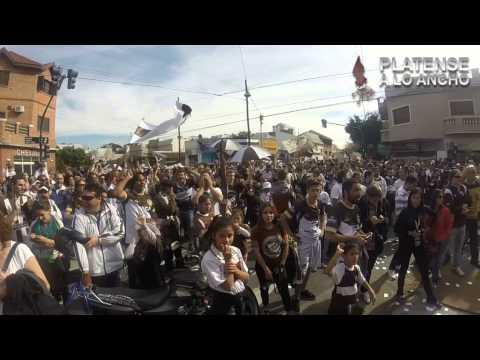 Banderazo y Caravana Calamar | 110° Aniversario Club Atlético Platense - La Banda Más Fiel - Atlético Platense