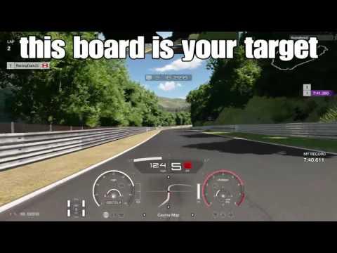 Nürburgring tutorial