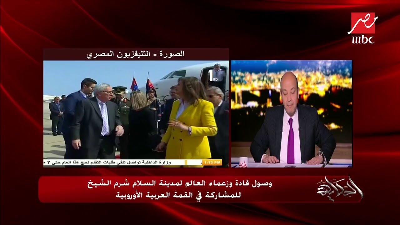 """وزير الخارجية يكشف لـ""""الحكاية"""" أهمية الجهود الدولية في محاربة عناصر داعش"""