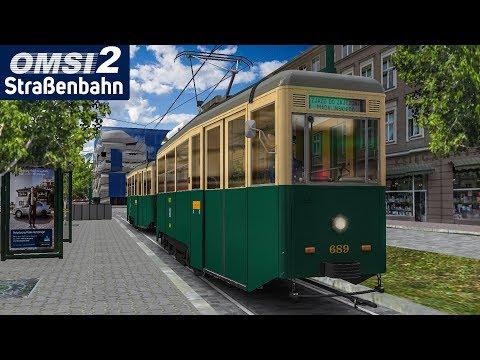 OMSI 2: Straßenbahn Konstal 4N auf der 25 in Poznan | Straßenbahn-Simulator:  Mit der Tram bzw. Straßenbahn geht es in OMSI 2 - dem Bus-Simulator durch Posen bzw. Poznań auf der Linie 25. Bei der Straßenbahn handelt es sich um die Konstal 4N mit Beiwagen 4ND. ►Facebook-Seite der Modder: http://www.facebook.com/omsi.poznan/ ►OMSI 2: tp://amzn.to/2vKMipv Die Straßenbahn Konstal 4N kann wahlweise alleine oder mit einem oder zwei Beiwagen gefahren werden. Perfekt eignet sich dazu die Map Poznan - ein Tram-Karte, die extra für die Konstal-Tram entwickelt wurde und deshalb gut geeignet ist. Um starten zu können, müssen sämtliche Systeme eingeschaltet werden, die Fahrtrichtung ausgewählt, die Feststellbremse gelöst und die Fahrstufe erhöht werden. Die Bedienung der Tram ist weitaus komplexer, verglichen mit anderen OMSI-Straßenbahnen, aber das macht gewissermaßen ihren Reiz aus. Unser PC kommt von Ultraforce: ►ULTRAFORCE: http://www.ultraforce.de/Hier bekommst du das Spiel: ►Spiele günstig kaufen bei gamesplanet.com: http://bit.ly/1A2Mw9N►Einkaufen und unterstützen: http://amzn.to/1iklFyXBei Gamesplanet- und Amazon-Links handelt es sich um Affiliate-Links. NORDRHEINTVPLAY: ► Webseite: http://nordrheintvplay.deSchaut gerne auf unserer Website vorbei, um alle News zu erhalten!TEAMSPEAK: ►IP: nordrheintvplay.gportal.dePowered by: http://www.g-portal.com/de/gameserver/ls-17-server-mieten/?ref=nordrheintvplaySimulatoren-News, -Tests und -Reviews gibt's auf SIMUPLAY!►SIMUPLAY: http://simuplay.com/--- Social Media ---►Facebook: http://facebook.com/nordrheintvplay►Twitter: http://twitter.com/nordrheintv►Google Plus: http://plus.google.com/+nordrheintvplay