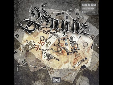 BVNDO - BANDZ ( Official 4K Music Video )