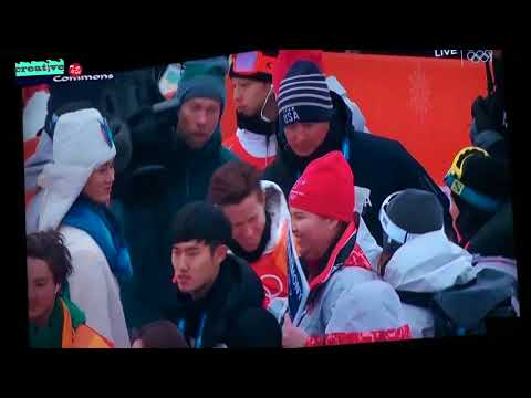 Part 3 HalfPipe Gold Medal Shaun White Best Score Perfect Run Olympic 2018