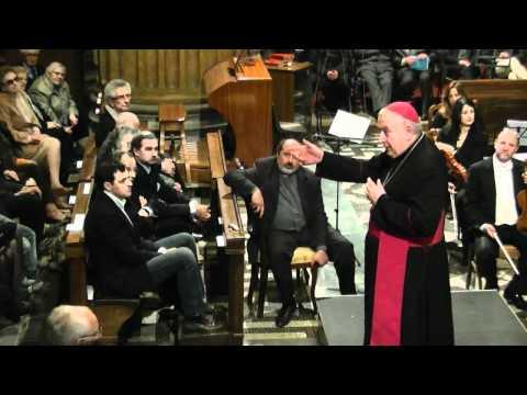 Intervento del vescovo mons. Franco Giulio Brambilla