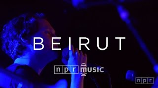 Video Beirut Full Concert | NPR MUSIC FRONT ROW MP3, 3GP, MP4, WEBM, AVI, FLV Agustus 2018