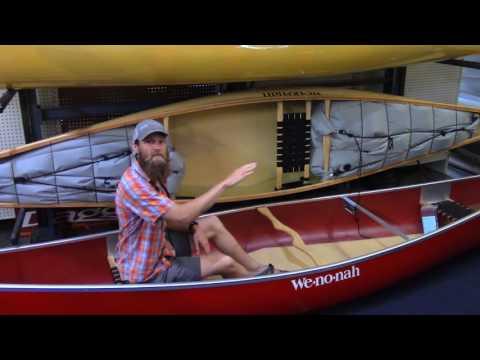 SHOP Talk: Choose the Right Canoe