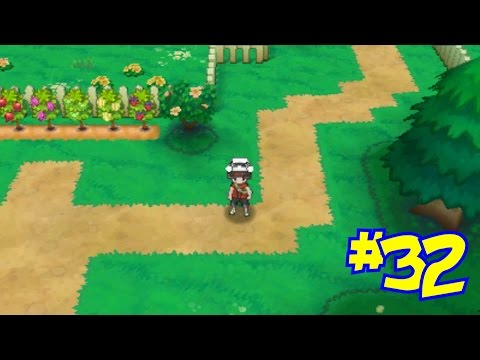 Pokémon Omega Ruby Episode 32 - The Berry Farm