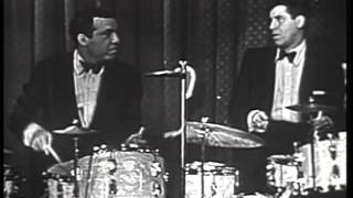 Video Jerry Lewis vs Buddy Rich - Let There Be Drums MP3, 3GP, MP4, WEBM, AVI, FLV Februari 2018