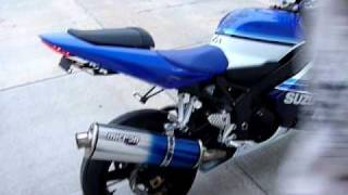 8. 2005 GSX-R600 20th Anniversary Edition