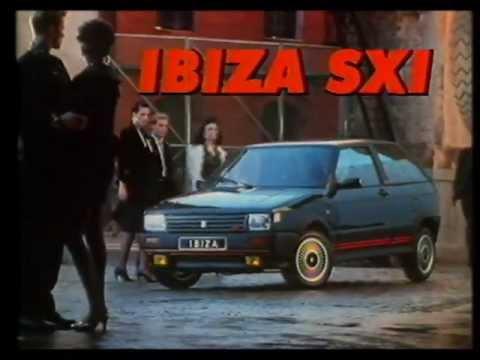 SXI - Mitico anuncio del Seat Ibiza SXI rodado en Nueva York en 1986 (No 1988 como se sostiene en otros videos), ya esta subido anteriormente pero con mucha peor c...