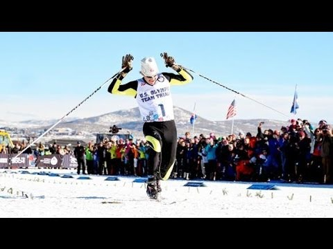 10K Cross Country Race – 2014 Olympic Team Trials for Nordic Combined – U.S. Ski Team